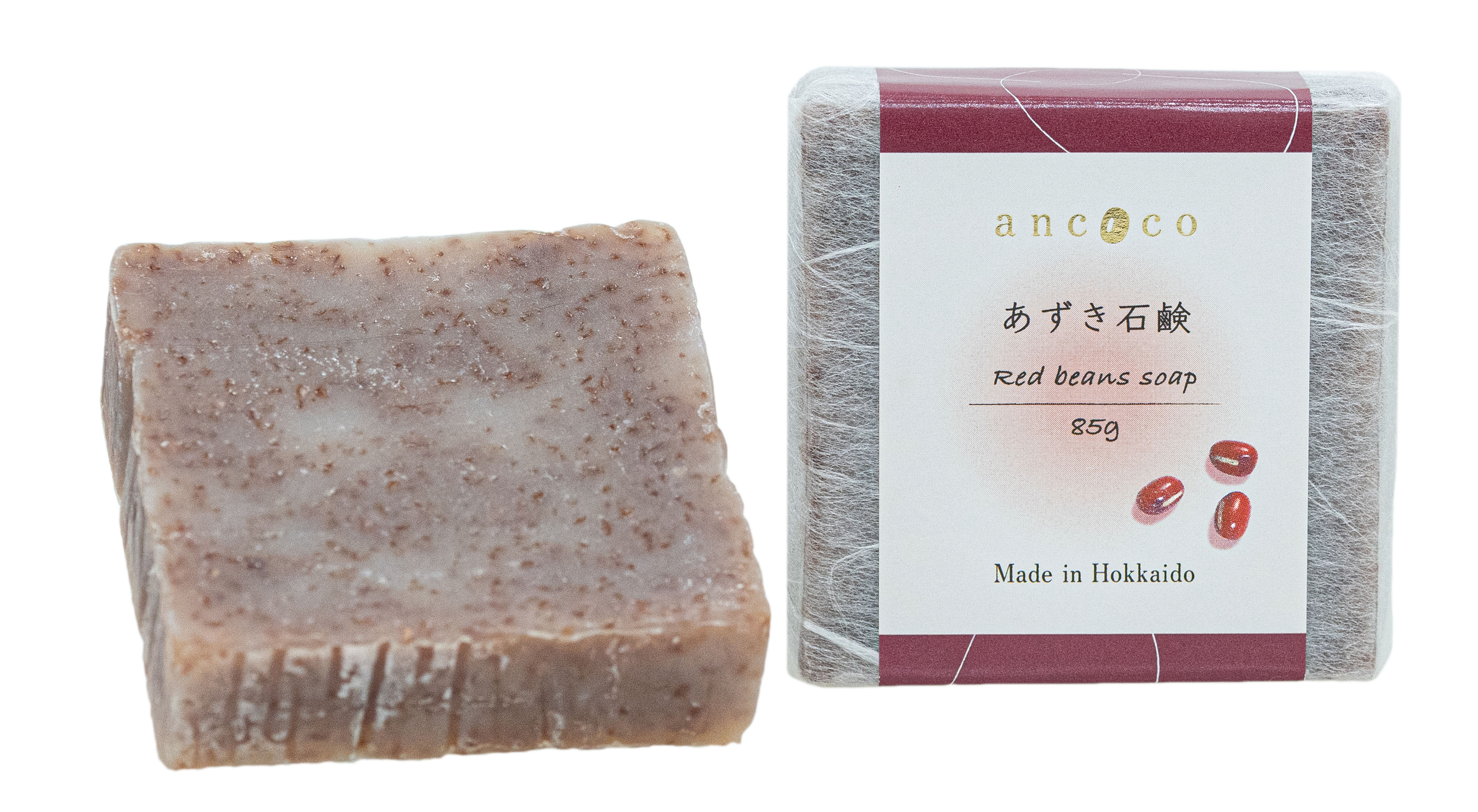Red Beans Soap レッドビーンズソープ 内容量85g